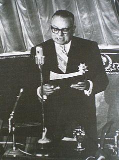 Second presidency of Rómulo Betancourt