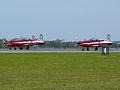 RAAF Roulettes Aerobatic Team (9687320799).jpg