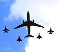 RAF Aircraft Flypast Over Buckingham Palace MOD 45155594.jpg