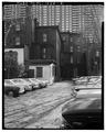 REAR (NORTH) ELEVATION - Parry House, 1921 Arch Street, Philadelphia, Philadelphia County, PA HABS PA,51-PHILA,333-2.tif