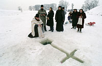 RIAN archive 51463 Epiphany in Bogolyubovo village.jpg