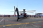 ROCA AH-64E 824 Display at Gangshan Air Force Base Rear View 20170812.jpg