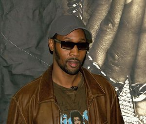 RZA in New York City to discuss ''The Tao of Wu'', October 15, 2009
