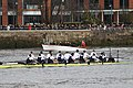 Racing boats during the The Boat Race in spring 2013 (4).JPG