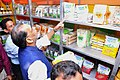 Radha Mohan Singh inaugurated the Organic Retail Store and Cafeteria managed by Sikkim State Co-operative Supply and Marketing Federation Ltd. (SIMFED), in New Delhi.jpg
