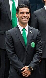 Rafael Márquez Mexican footballer