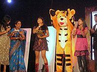 Ragini Dwivedi at Acharya Habba.jpg