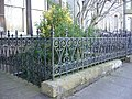 Railings in Warrender Park Terrace - geograph.org.uk - 1738396.jpg