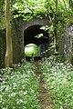 Railway bridge on the Banbury to Cheltenham railway - geograph.org.uk - 177242.jpg