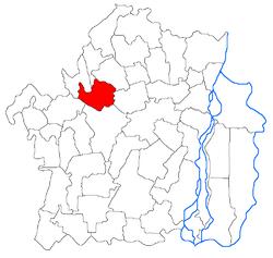 Vị trí của Râmnicelu