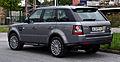 Range Rover Sport SDV6 SE (Facelift) – Heckansicht, 5. September 2012, Wuppertal.jpg