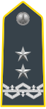 Rank insignia of generale di divisione of the Guardia di Finanza.svg