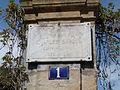 Raon-l'Etape-Maison de Charles Sadoul-Plaque.jpg