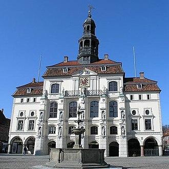 Lüneburg - Lüneburg Town Hall