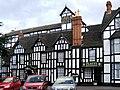 Raven Hotel and Platts Restaurant, Victoria Square - geograph.org.uk - 1567223.jpg