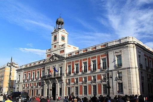 Real Casa de Correos (Madrid) 03