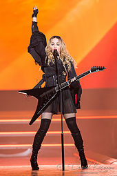 List of artists influenced by Madonna - WikiVisually