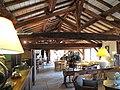 Reception hall of the Village Motel (Tournus).jpg