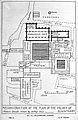 Reconstruction of the plan of Priory of Blackfriars. Wellcome L0001718.jpg