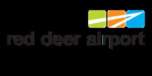 Red Deer Regional Airport - Image: Red Deer Airport Logo