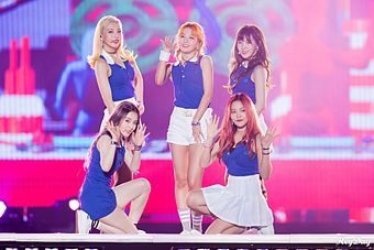 Red Velvet Hallyu Festival in Incheon 2016.jpg