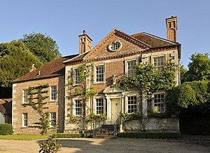 Reddish House - Image: Reddish House Broad Chalke