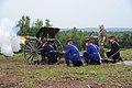 Reenactment of historic first shot at Grafenwöhr Training Area 2010-06-30 1.jpg