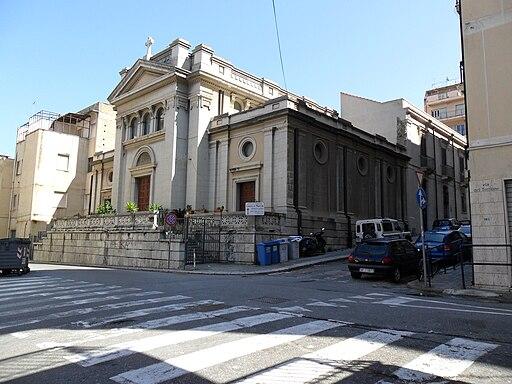 Reggio Calabria-chiesa di Gesu e Maria