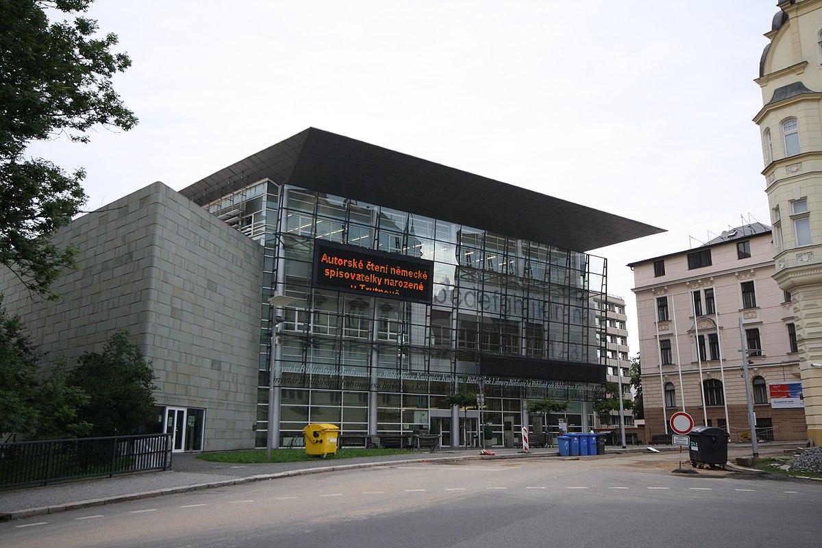 Krajská vědecká knihovna v Liberci – Wikipedie 782cb5965d