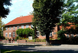 Confessing Church - Meeting house of the Evangelical Dahlem Congregation, Berlin