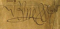René of Anjou signature.jpg