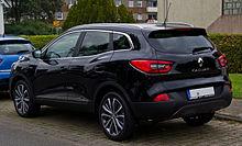 Renault Kadjar Wikipedia