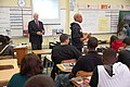 Rep. Miller visits De Anza High School (6235329838).jpg