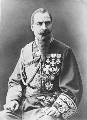 Rafael Tristany - Image: Reproducció d'un retrat del general Rafael Tristany