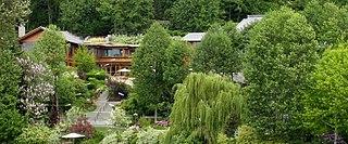 Bill Gatess house House on Lake Washington in Medina, Washington