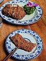 Restaurant food - Kunming, Yunnan - DSC02661.JPG