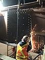 Restoration Work at 30 Av and 36 Av Stations (42240259954).jpg
