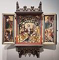 Retable de Sainte Anne Trinitaire, Colmar, Musée d'Unterlinden.jpg