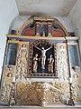 Retable de l'Église Saint-Pierre-ès-Liens de Gluges après restauration de 2010.jpg