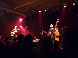 The Reverend Horton Heat - Reverend Horton Heat live 2010