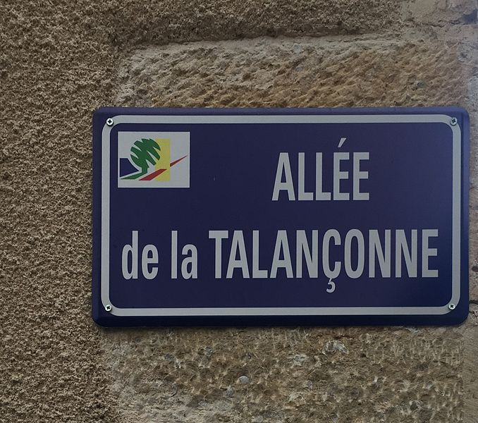 Image de Reyrieux, Ain, France en avril 2017.