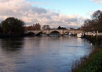 Richmond Bridge, London - Richmond Bridge