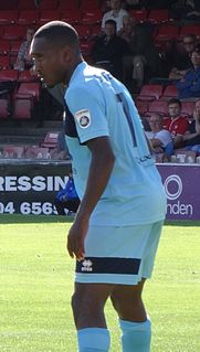 Ricky Shakes English footballer