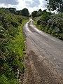 Ridge Road at Spriddlescombe - geograph.org.uk - 239733.jpg