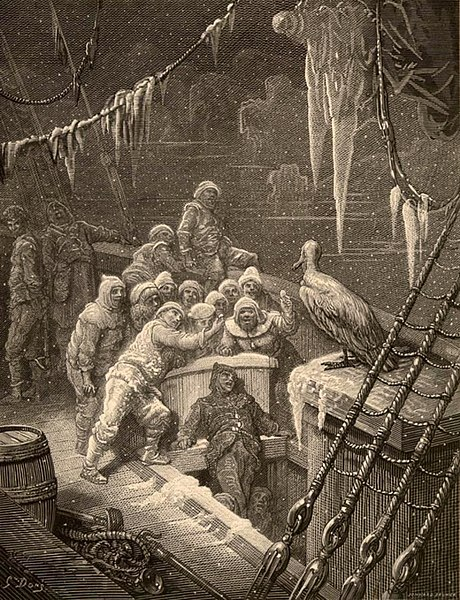Gustave Doré, 1876 - The Albatross - Wikipedia