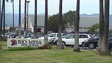 Rio Mesa High School Map
