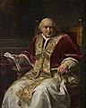 Ritratto di Pio VIII, by Clemente Alberi, 134.4 cm × 115.5 cm.jpg