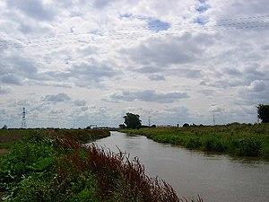 Wawne - River Hull at Wawne