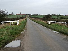 Road between Westborough and Dry Doddington - geograph.org.uk - 302052.jpg