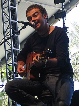 Rob Dickinson - Rob Dickinson playing live at the 2006 Coachella Valley Music and Arts Festival